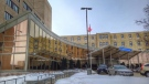The St. Boniface Hospital responded to the letter with a written statement sent to CTV News Tuesday evening. (File image.)