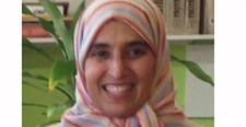 Naima Rharoulty, 47, died at the Fabre metro Thurs