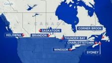 Veterans Affaris offices closing in Canada