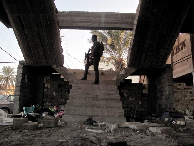 Violece in Iraq