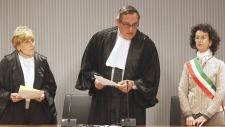 Judge in Amanda Knox case