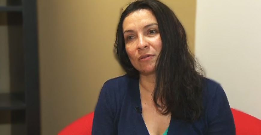 Ivonne Hernandez, 41, facing deportation