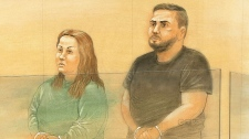 CTV Toronto: Couple appears in Ontario courtroom