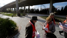 Communists make up first Sochi protest