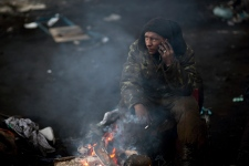 Radicals wildcards in Ukraine protests