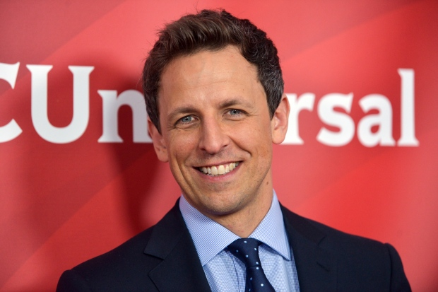Seth Meyers to host Late Night