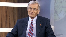 James Cowan says he supports Justin Trudeau