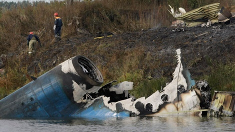 history of plane crashes in professional sports | ctv news