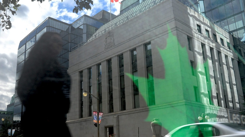 The Bank of Canada is expected to raise interest rates Wednesday. (File/The Canadian Press)