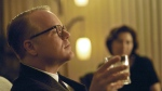 Philip Seymour Hoffman portrays writer Truman Capote in a scene from the film, 'Capote.' (Sony Pictures Classics)