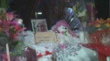 Naima Rharouity vigil