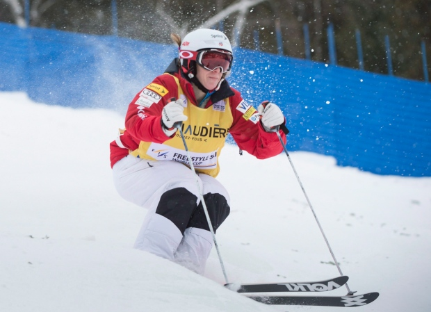 Hannah Kearney to defend mogul gold