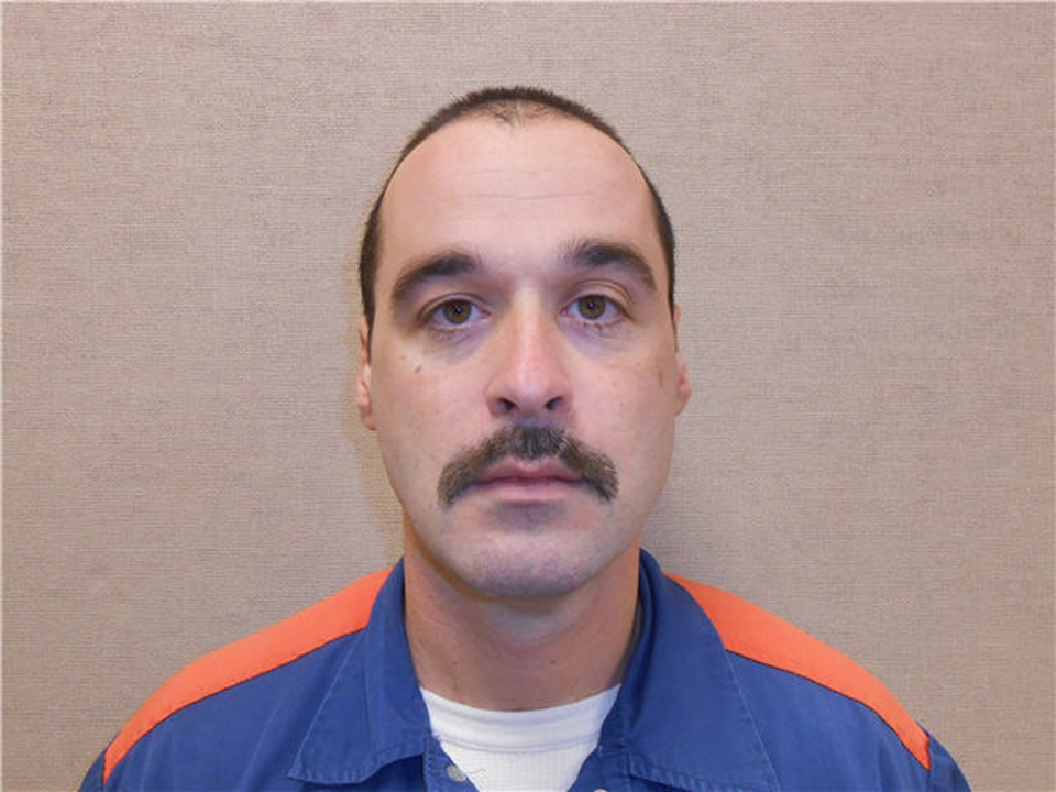 Michael David Elliot is seen in this photo on Feb. 11, 2013. (Michigan Department of Corrections)