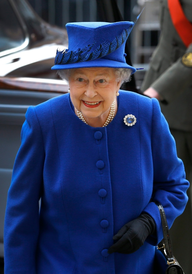 Queen Elizabeth to visit Pope