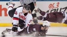2013 CIS University Cup hockey final in Saskatoon