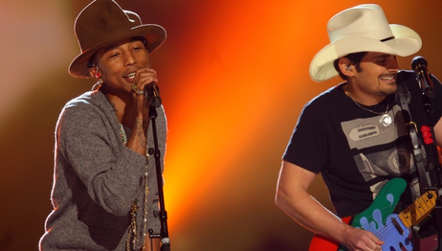 Pharrell Williams to perform nominated song 'Happy' at ...