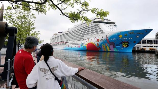 Norwegian Cruise Line's Norwegian Breaka