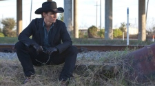 Matthew McConaughey stars in 'Killer Joe,' directed by William Friedkin.