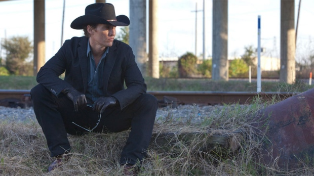 Matthew McConaughey stars in 'Killer Joe,' directed by William Friedkin.