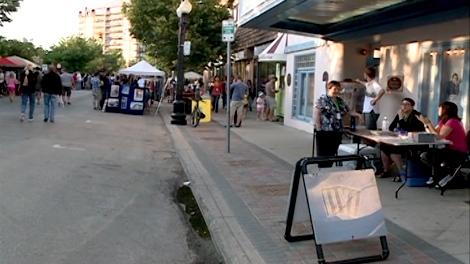 Broadway Ave, Saskatoon.