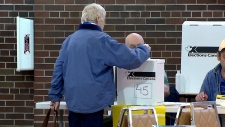 Changes to election rules in Canada