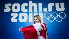Crosby has advice for Wickenheiser to carry flag
