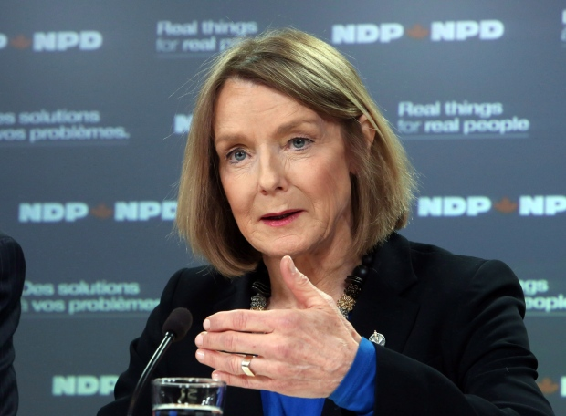 NDP say Tories rushing to balance books