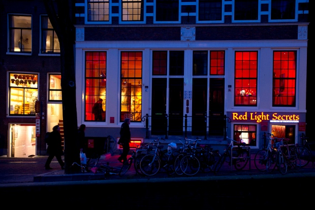 Red Light Secrets - prostitution museum opens