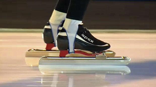 Moose Jaw speed skater breaks world record
