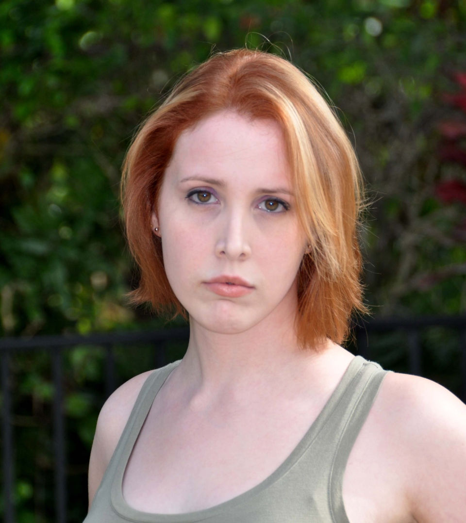 This undated image released by Frances Silver shows Dylan Farrow, daughter of Woody Allen and Mia Farrow.