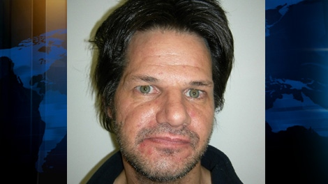 Randall Hopley is suspected in the abduction of three-year-old Kienan Hebert. May 16, 2010. (CTV)