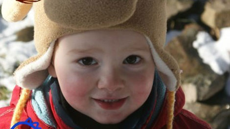 Three-year-old Kienan Hebert disappeared from his home in Sparwood, B.C. on Sept. 7, 2011. (Facebook)