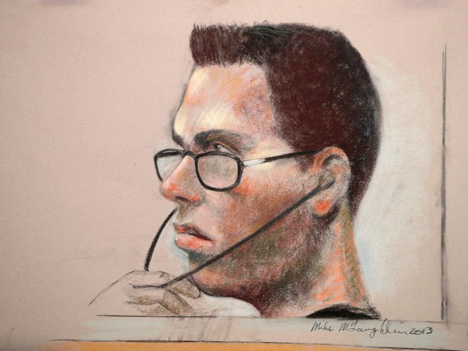Karla Homolka is living in Canada again, Magnotta trial ... Karla Homolka Luka Magnotta