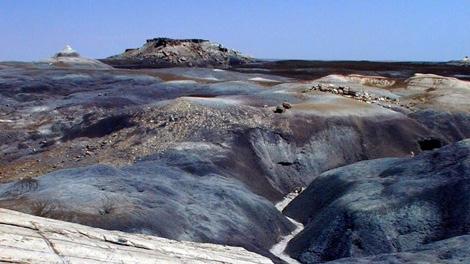 petrified forest national park, arizona park
