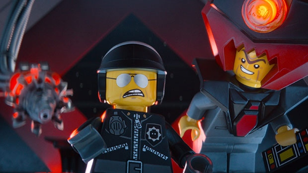 The Lego Movie movie review