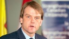 Chris Alexander on citizenship changes