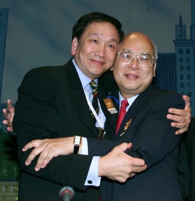 IOC vice president Yu Zaiqing