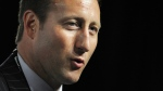 peter mackay, defence minister