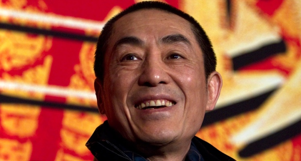Zhang Yimou in Beijing on Dec. 22, 2010