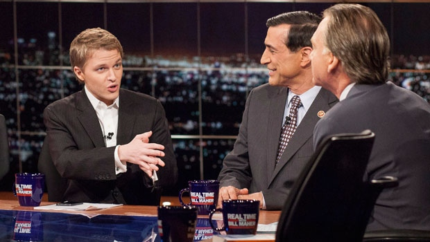 MSNBC Host Ronan Farrow