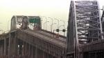 Mercier Bridge file photo (Robert Galbraith/The Canadian Press)