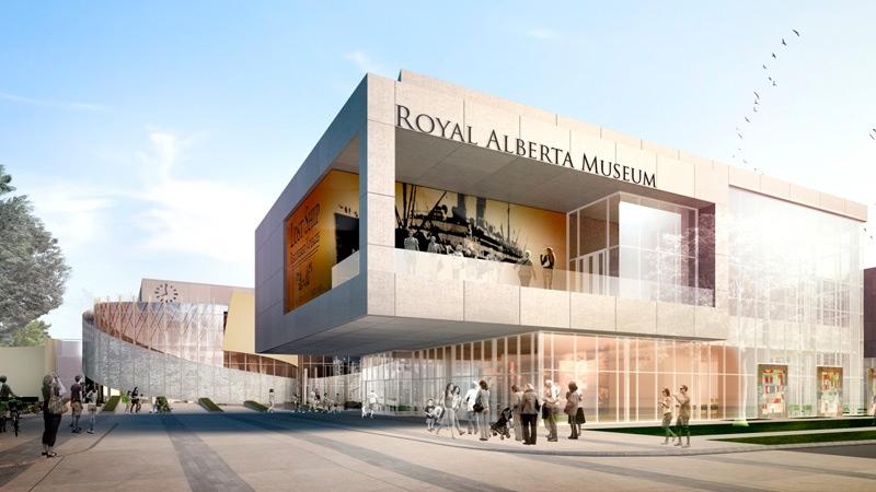 Future Royal Alberta Museum