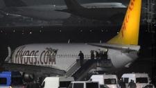 Turkish authorities arrest man hijack plane