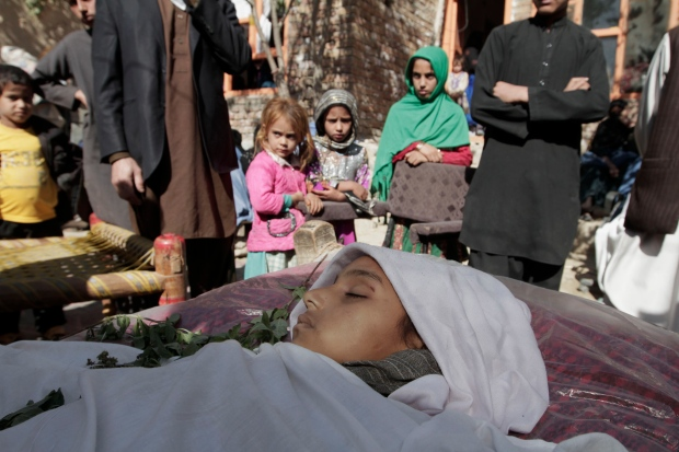 More children being killed in Afghanistan, UN says