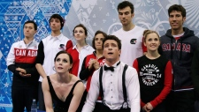 Virtue, Moir skate in Sochi