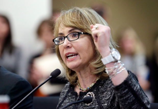 Gabrielle Giffords drives a car again