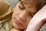 Researchers at the Hôtel-Dieu Hospital in Paris have found one way to help teenagers sleep may be a newer, bigger mattress. (Julija Sapic/shutterstock.com)