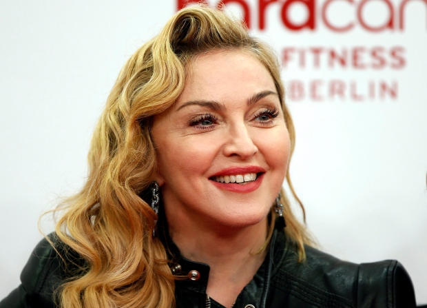 Madonna to open Hard Candy in Toronto
