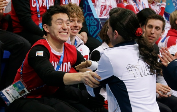Patrick Chan going for gold in Sochi