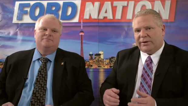 Rob Ford YouTube show